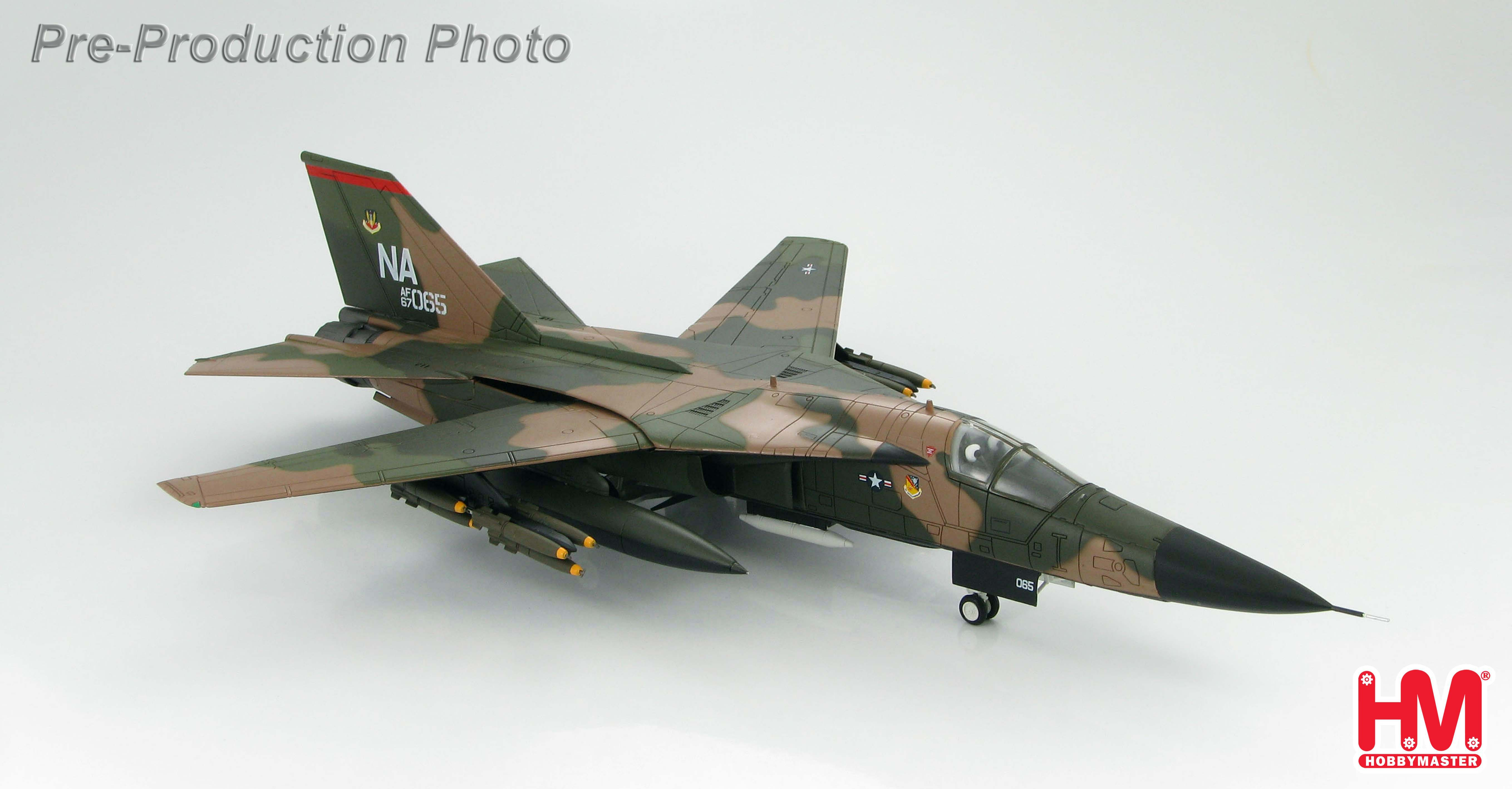 Details about HOBBY MASTER 1/72 HA3001 F-111
