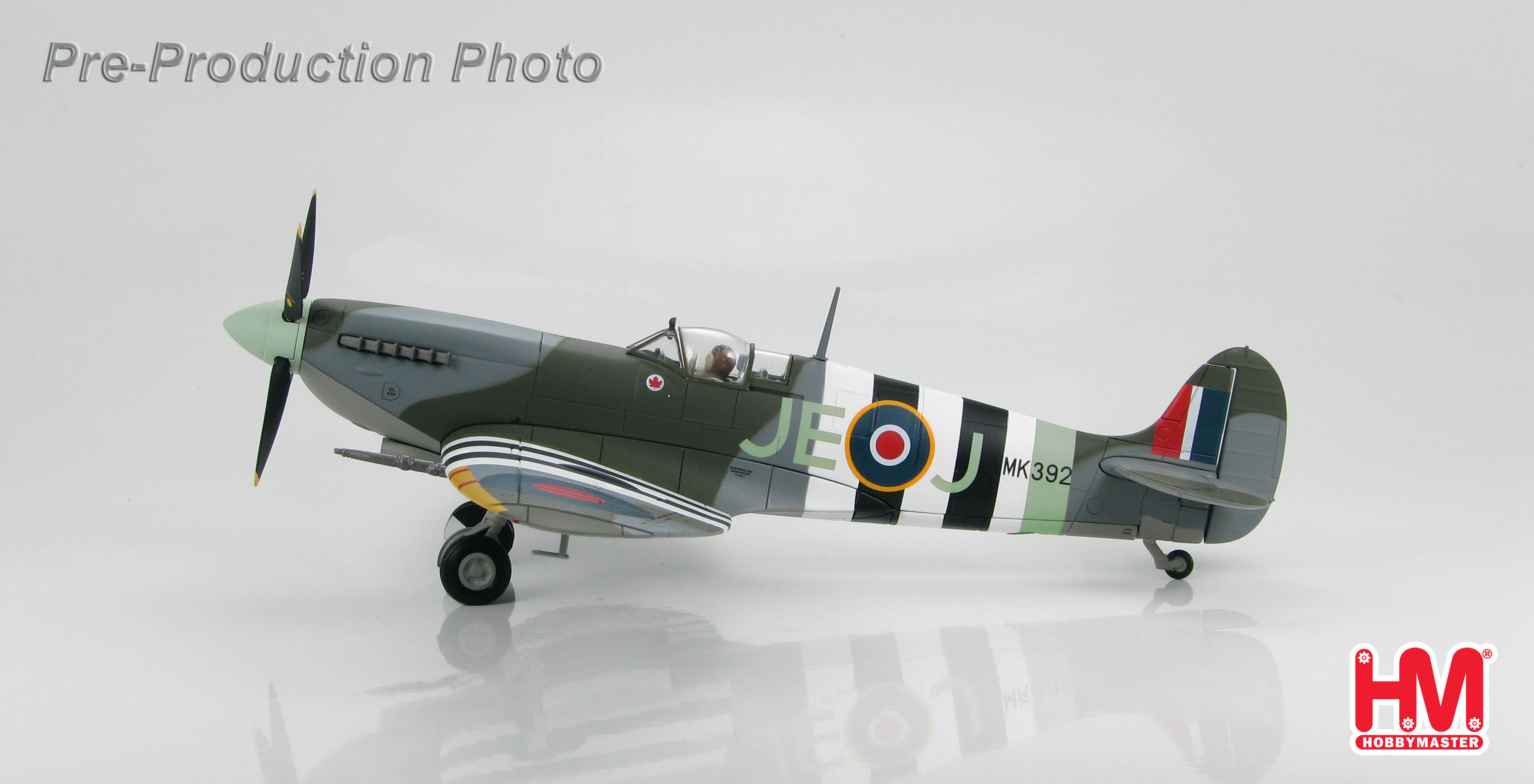 Hobby Master 1 48 Scale Air Power Series Ha8301 Spitfire