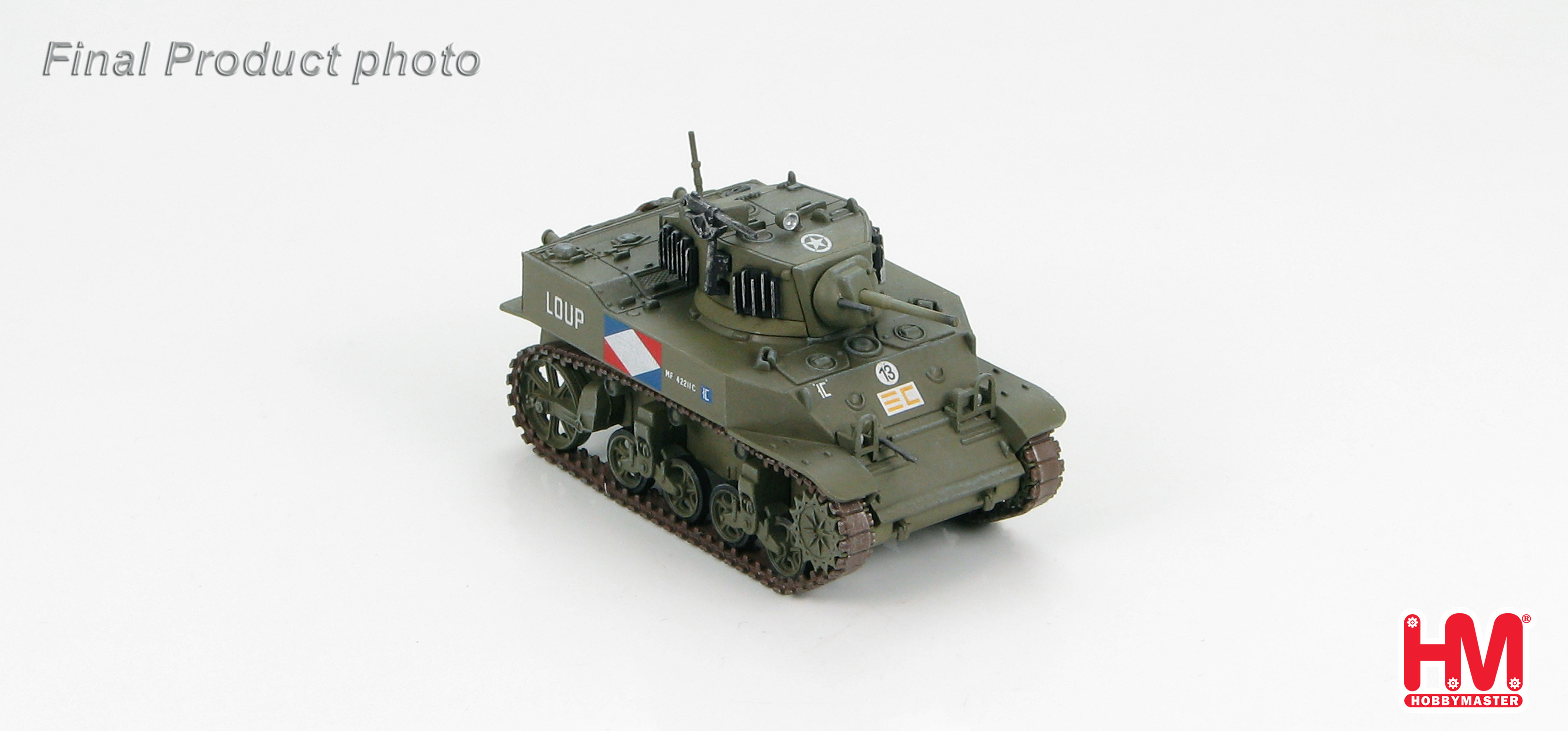 Hobby Master 1 72 Ground Power Series Hg4904 M5a1 Light Tank Free 97 Hyundai Accent Fuse Box French 1st Squadron 2nd Regt Chasseurs Dafrique Armored Div Rhine Crossing
