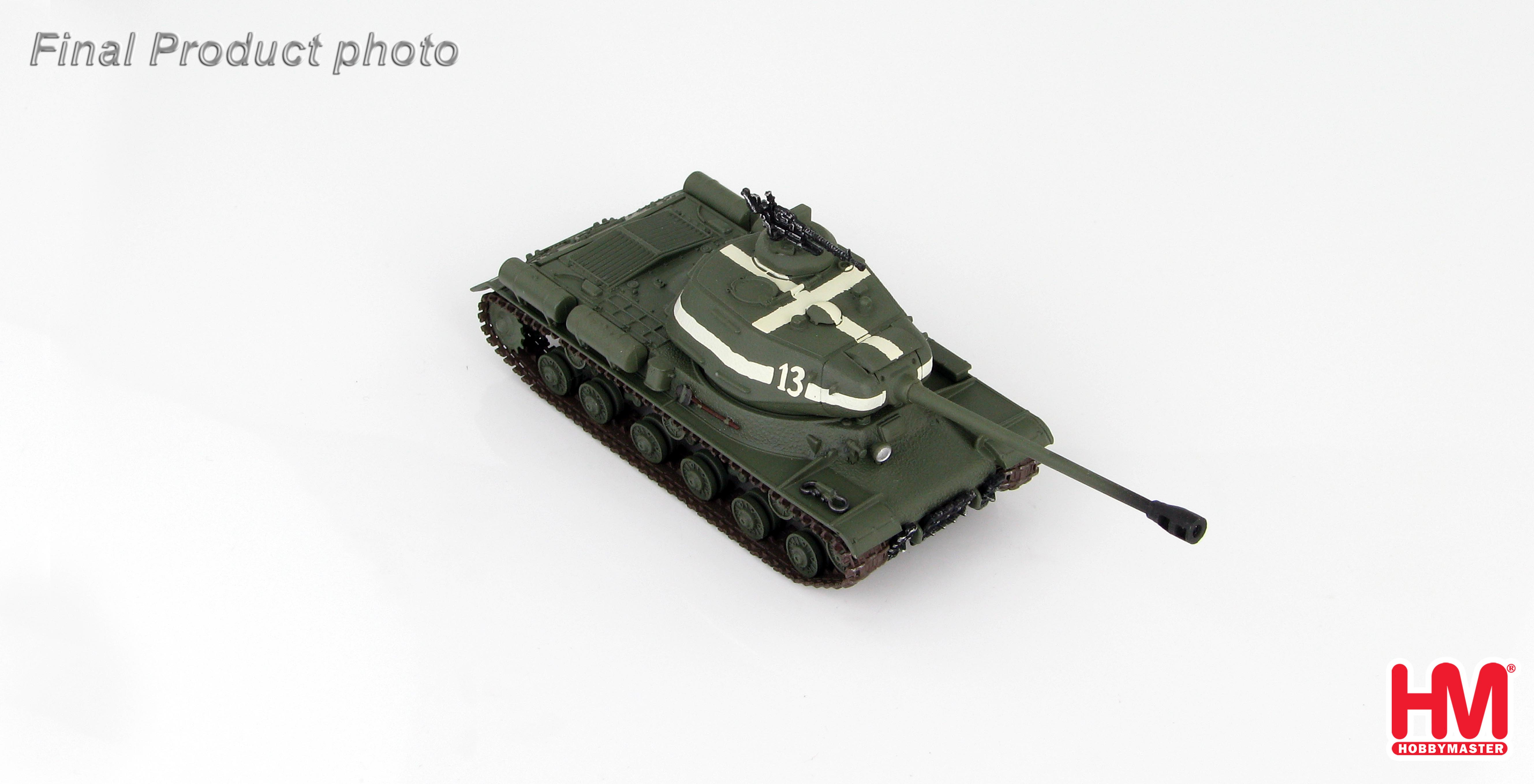 HM hobby Master js-2 88th independent guards Red Army 1945 tanques 1//72