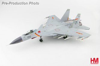 J-15 Flying Shark - Aircraft Carrier Liaoning 2017 (1/72)